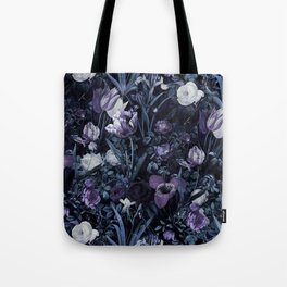 EXOTIC GARDEN - NIGHT XII Tote Bag