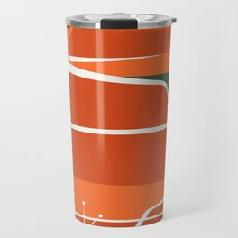 Vintage Retro 04 Travel Mug