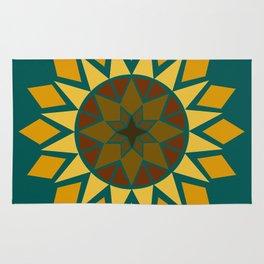 Native Sunflower Rug