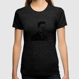 """Agent Cooper - """"I am the FBI"""" T-shirt"""