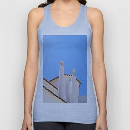 Chimney pots portugal Unisex Tank Top