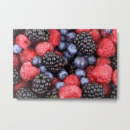 forest fruit Metal Print