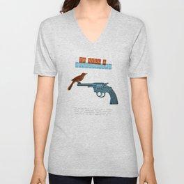 To Kill a mocking bird Unisex V-Neck
