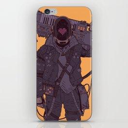 Daftermath 001 iPhone Skin