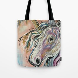 Serene Unicorn Tote Bag