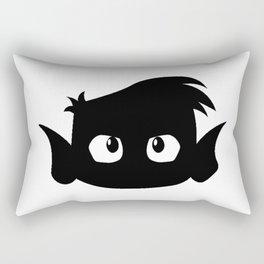 Teen Titans Go - Shadow Boy Beast Rectangular Pillow
