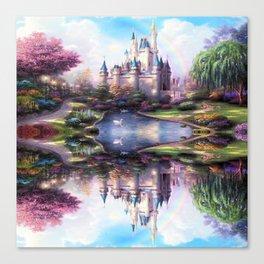 Fairy Land Canvas Print