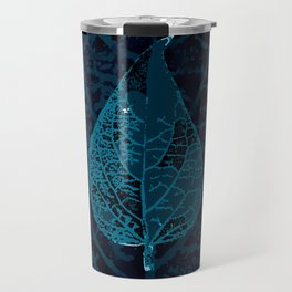 X-ray of a leaf Travel Mug