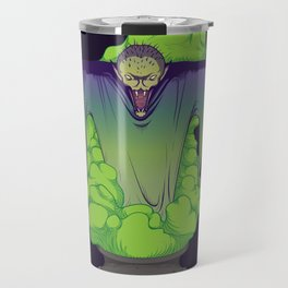 The summoning Travel Mug