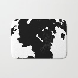 skins #1 Cow Bath Mat