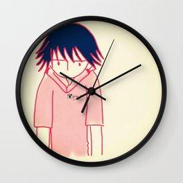 My Misaki Wall Clock