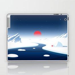 North Pole Laptop & iPad Skin