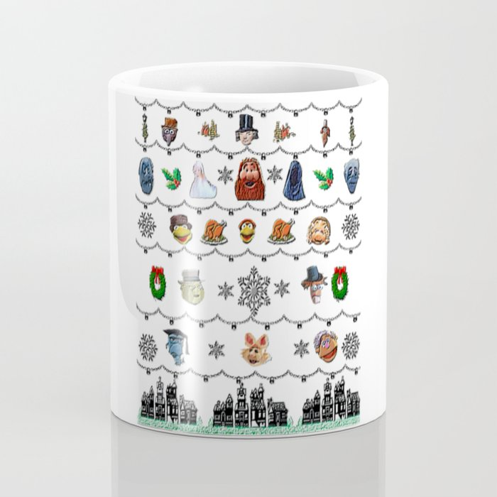 Muppet Christmas Carol Coffee Mug