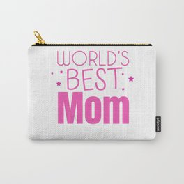 Mother's Day T-Shirt Carry-All Pouch