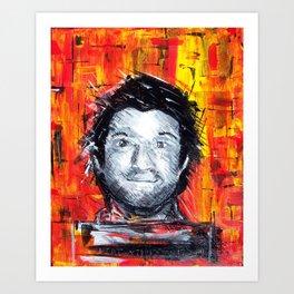 Showalter Art Print