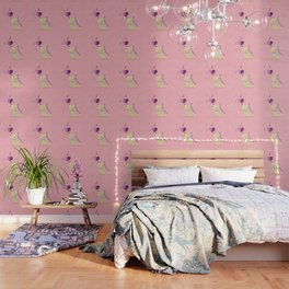Valentine's Westie Dog in Love Wallpaper