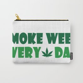 Smoke Weed Everyday Carry-All Pouch