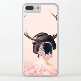 The Shell Clear iPhone Case
