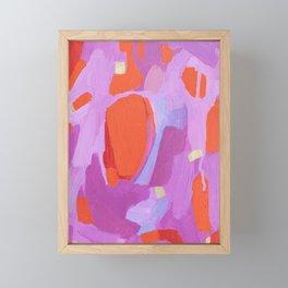 Sangria Framed Mini Art Print