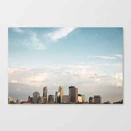 Minneapolis, Mn. Skyline.  Canvas Print