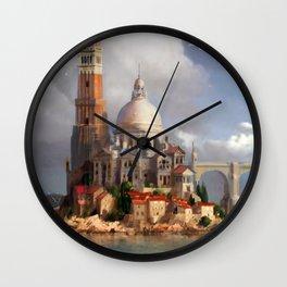 HyBrasil Wall Clock