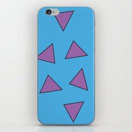 Rocko's Triangles iPhone Skin