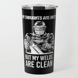 Clean Welds Travel Mug