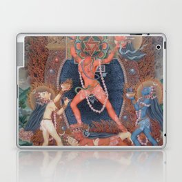 Hindu - Kali 3 Laptop & iPad Skin