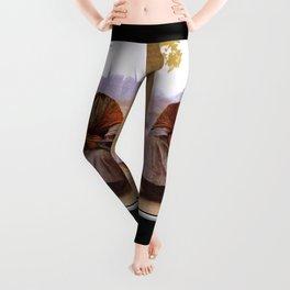 Bouguereau's Invisible Bohemian Leggings
