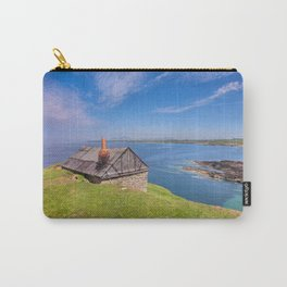 Fisherman`s Hut Carry-All Pouch