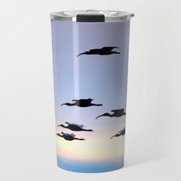 Evening Flight Travel Mug