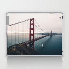Golden Gate Bridge - San Francisco, CA Laptop & iPad Skin