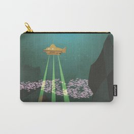 The Life Aquatic with Steve Zissou Carry-All Pouch