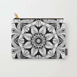 """""""Flower"""" mandala Carry-All Pouch"""