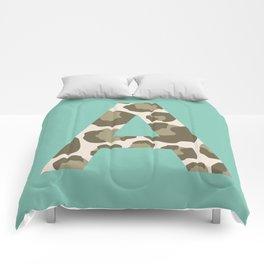 Feline Initial Comforters