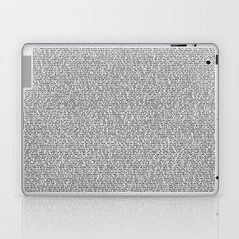 Alice In Wonderland Book Laptop & iPad Skin