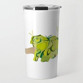 Woodland creatures »Re-ally to Nature« Travel Mug