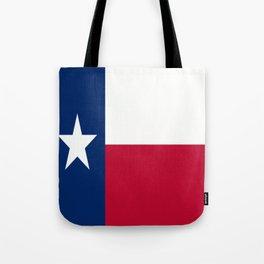 Lone Star ⭐ Texas State Flag Tote Bag