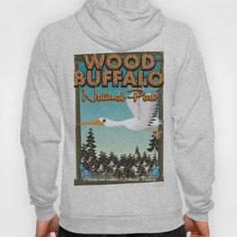 Wood Buffalo National Park Hoody
