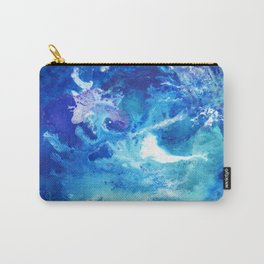 Nihal - Abstract Costellation Painting Carry-All Pouch