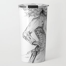 Queen of Terrasen Travel Mug