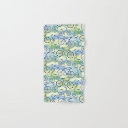 Bicycles Hand & Bath Towel