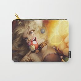 Bowsette Carry-All Pouch