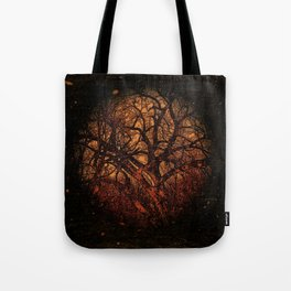 Arbor Mundi - Tree Cosmos Tote Bag