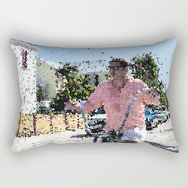 I want to ride my bicycle - Volume 1 Rectangular Pillow