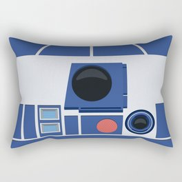 R2-D2 Rectangular Pillow