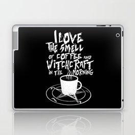 Dark Coffee Lover Laptop & iPad Skin
