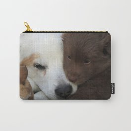 IcelandicSheepdog_20171203_by_JAMFoto Carry-All Pouch
