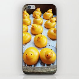 Dump Ling Duck iPhone Skin