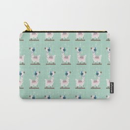 Cool llamas Carry-All Pouch